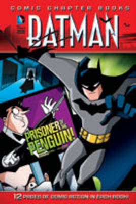 Batman Prisoner of the Penguin by Scott Sonneborn
