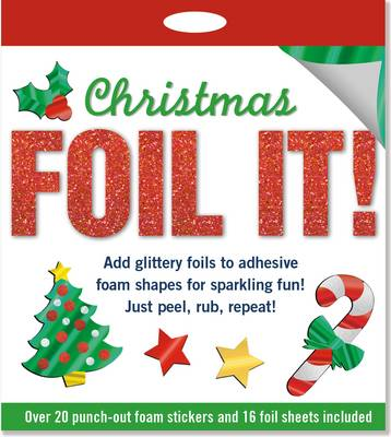 Foil It! Christmas by Peter Pauper Press