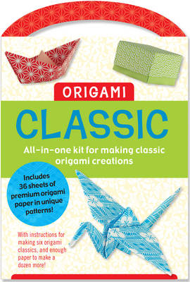 Origami Kit: Classic by Martha Day Zschock