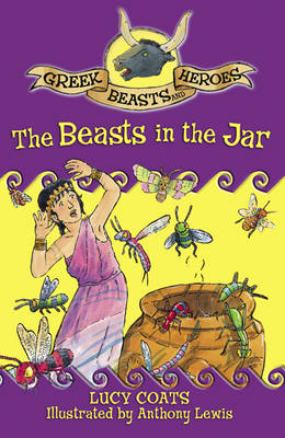 The Beasts in the Jar by Lucy Coats