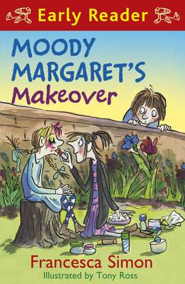 Moody Margaret's Makeover by Francesca Simon
