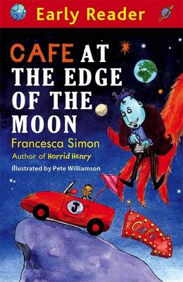 Cafe at the Edge of the Moon by Francesca Simon