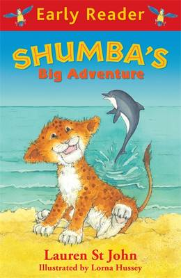 Shumba's Big Adventure by Lauren St.John