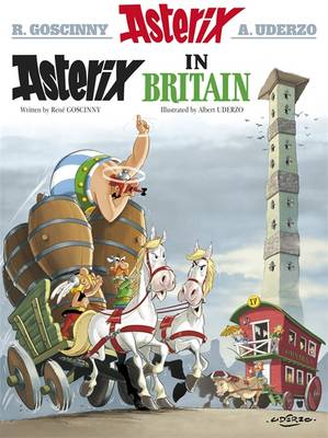 Asterix in Britain by Goscinny, Uderzo
