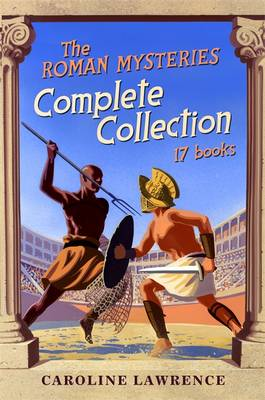Roman Mysteries Complete Collection by Caroline Lawrence