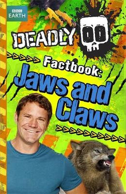 Jaws and Claws by Steve Backshall