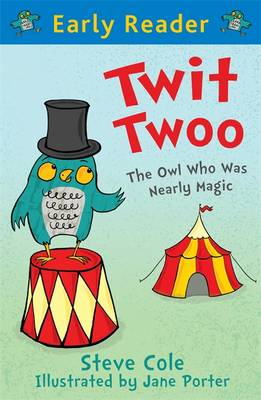 Twit Twoo The Owl Who Was Nearly Magic by Stephen Cole