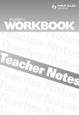 AQA GCSE English Workbook Teacher's Notes Understanding Spoken and Written Texts and Writing Creatively by Martin Walker