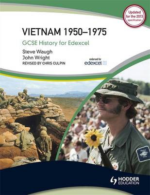 Vietnam 1950-75 by Steven Waugh, John Wright