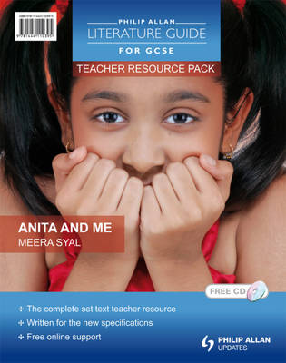 Anita and Me Teacher Resource Pack by Susan Elkin