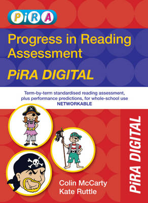 Progress in Reading Assessment PiRA Digital Basic by Colin McCarty, Kate Ruttle
