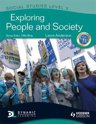 CFE Social Studies: Exploring People and Society by Laura Anderson