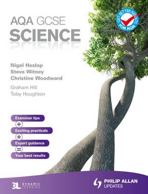 AQA GCSE Science Student's Book by Christine Woodward, Toby Houghton, Steve Witney, Nigel Heslop