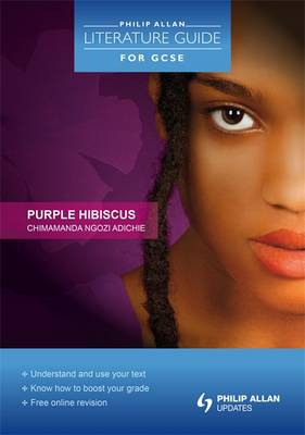 Purple Hibiscus by Susan Elkin