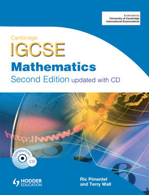 Cambridge IGCSE Mathematics by Ric Pimentel, Terry Wall