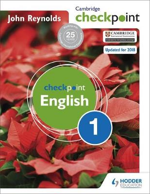 Checkpoint English Student's Book by John Reynolds