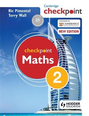 Cambridge Checkpoint Maths Student's Book 2 by Ric Pimentel, Terry Wall