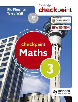 Checkpoint Maths 3 by Ric Pimentel, Terry Wall