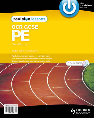 OCR GCSE PE Revision Lessons + CD by Darrel Barsby