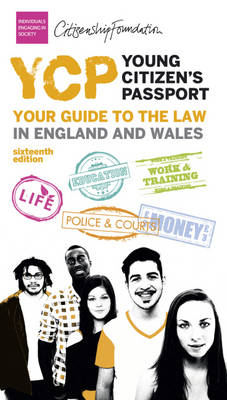 Young Citizen's Passport by The Citizenship Foundation