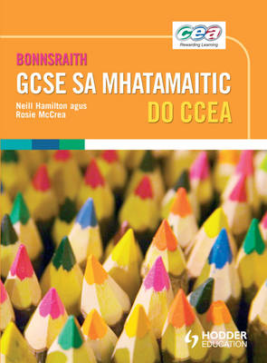 CCEA Foundation GCSE Mathematics - Irish Language Edition by Rosie McCrae, Jane Green