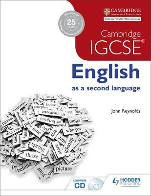 Cambridge IGCSE English as a second language by John Reynolds
