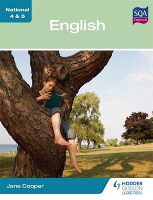 National 4 & 5 English by Jane Cooper