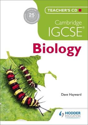 Cambridge IGCSE Biology Teacher's CD by D. G. Mackean