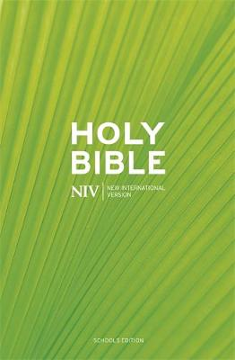 NIV Schools Bible by New International Version