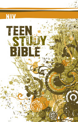 NIV Teen Study Bible by New International Version
