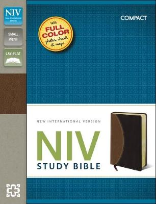 NIV Study Bible Compact by New International Version