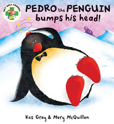 Pedro the Penguin by Kes Gray