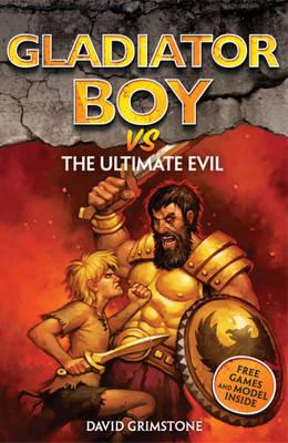 vs the Ultimate Evil by David Grimstone