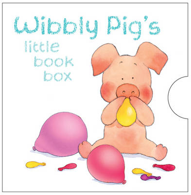 Wibbly Pig's Little Book Box by Mick Inkpen