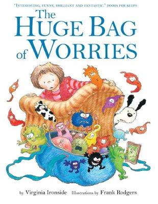 The Huge Bag of Worries Big Book by Virginia Ironside
