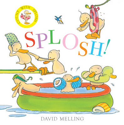 Splosh! by David Melling