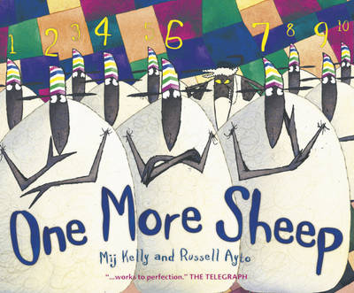 One More Sheep by Mij Kelly, Russell Ayto