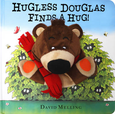 Hugless Douglas Finds a Hug by David Melling