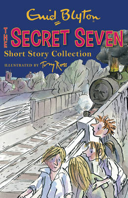 Secret Seven Short Story Collection by Enid Blyton