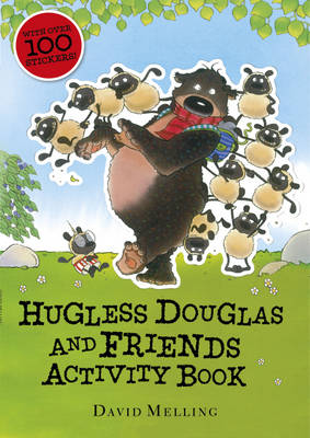 Hugless Douglas and Friends Activity Book by David Melling