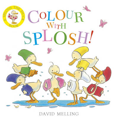 Colour with Splosh by David Melling
