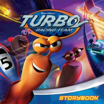 Turbo Storybook by DreamWorks