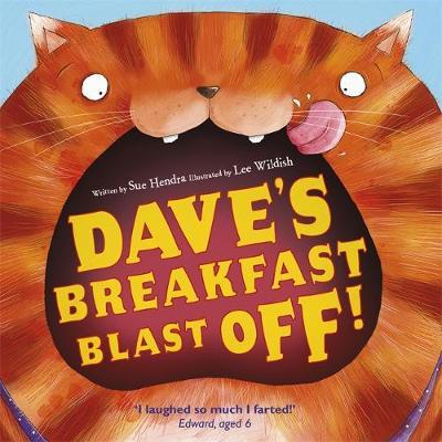 Dave's Breakfast Blast-Off by Sue Hendra
