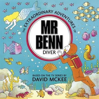 Diver by David McKee
