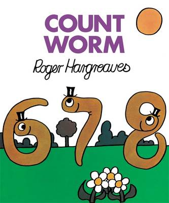 Count Worm by Roger Hargreaves