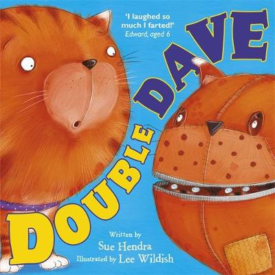 Double Dave by Sue Hendra