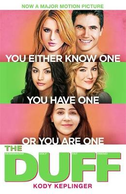 The Duff Movie Tie-in by Kody Keplinger