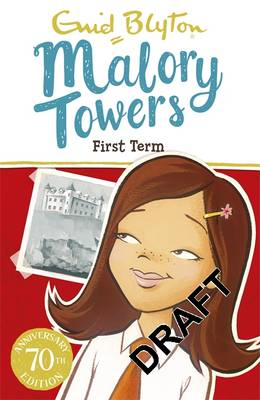 First Term by Enid Blyton