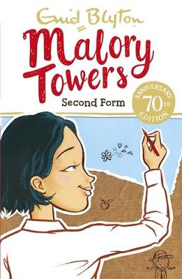 Second Form by Enid Blyton