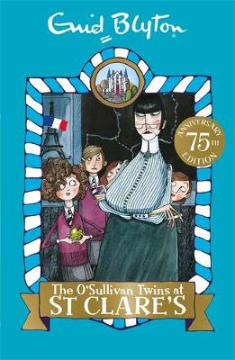 The O'Sullivan Twins at St Clare's by Enid Blyton